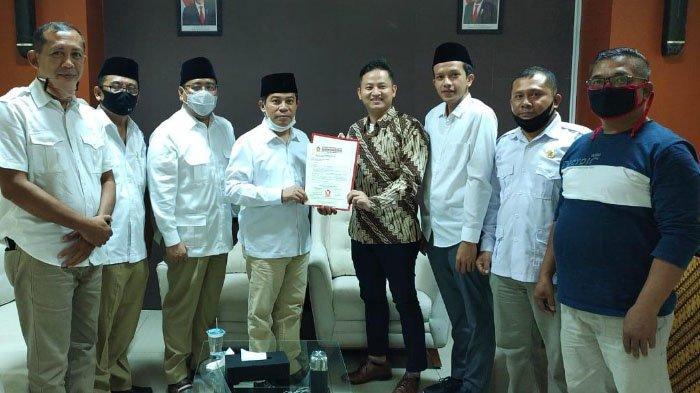 Partai Gerindra Resmi Usung Pasangan Mochamad Nur Arifin - Syah M Natanegara di Pilbup Trenggalek
