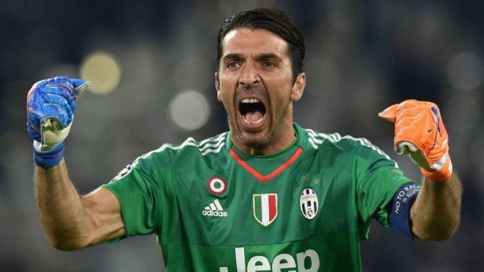 Kabar Sedih, Juventus Tanpa Gianluigi Buffon saat Menjamu Inter Milan
