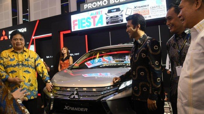 GIIAS 2019 Surabaya Resmi Dibuka, Tahun Ini Ekspor Mobil Ditarget Tembus 450.000 Unit