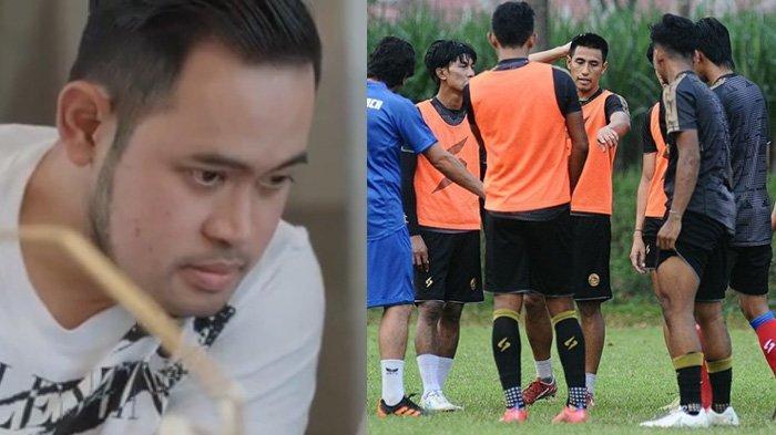 Kondisi Pemain Arema FC Sebenarnya, Presiden Klub Curhat Modal Besar hingga Kekurangan Jelang Liga 1