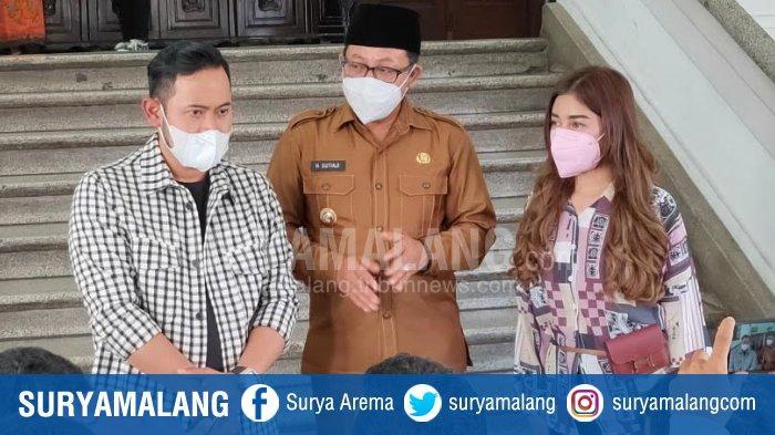 Crazy Rich Malang Gilang Widya Pramana Tak Sabar Divaksin Covid-19 : Segera Kehidupan Normal Kembali