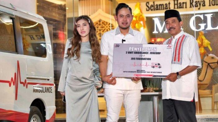Crazy Rich Malang Bagi 2 Ambulance di Hari Ulang Tahun, Gilang Widya Pramana: Gratis Bagi Warga