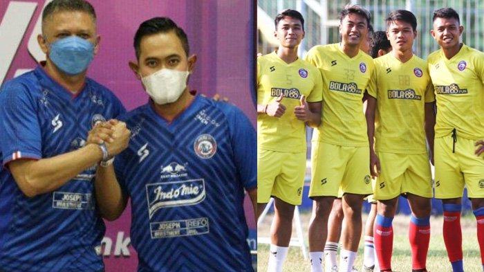 Daftar Janji Manis Gilang Pramana Didapuk Jadi Presiden Klub Arema FC, Dualisme hingga Juara Liga 1