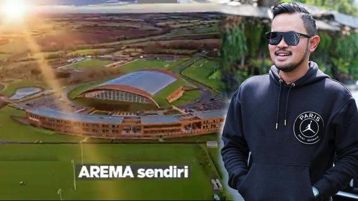 Bos Juragan 99 Bangun Training Ground  Seluas 10 Hektar Bagi Arema FC, Mulai Datangkan Alat Baru