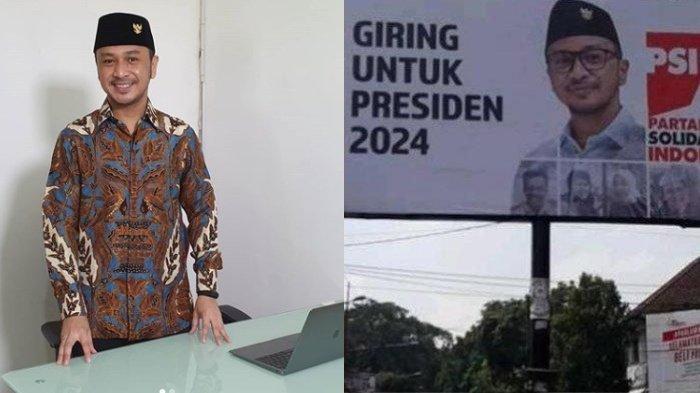 Terungkap Alasan Giring Ganesha Maju Pilpres 2024, Dapatkan Dukungan Para Artis dan Respon Jokowi