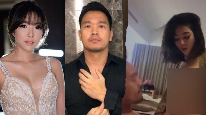 Gisella Anastasia Panggil Nobu ke Medan, Janji Kerjaan Mentereng, Lalu Rekam Video Adegan Perzinahan