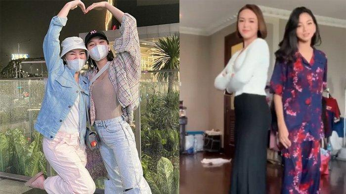 Sandal Couple Glenca Chysara dan Amanda Manopo Banjir Sorotan, Fans Ikatan Cinta Lega, Murah Meriah