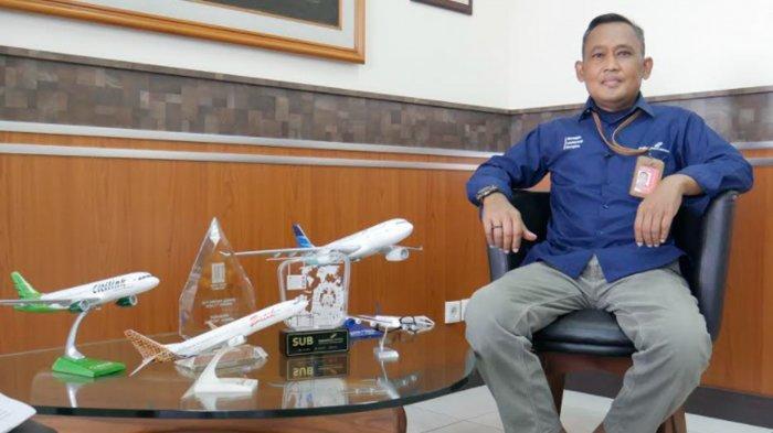 Wawancara Ekslusif GM Angkasa Pura I Bandara Juanda Surabaya Kolonel Laut (P) Kicky Salvachdie