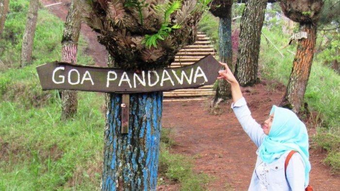 Pemkot Batu Berencana Perbaiki Akses ke Goa Pandawa di Desa Gunungsari Kecamatan Bumiaji