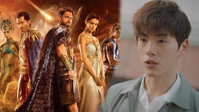 Jadwal Film dan Drakor Minggu 8 Agustus 2021 di Trans TV GTV NET TV: Gods of Egypt dan The Gunman