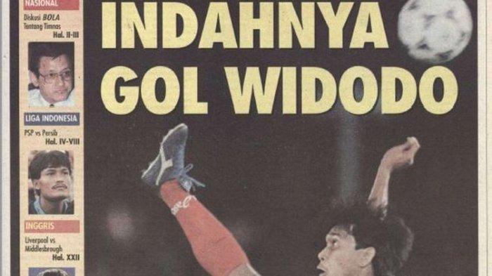 Wawancara Eksklusif dengan Widodo Cahyono Putro Terkait Gol Terbaik Sepanjang Sejarah Piala Asia