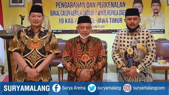 Golkar Pastikan Gabung Koalisi Petahana, Koalisi Malang Makmur Kini Berisi 6 Partai.
