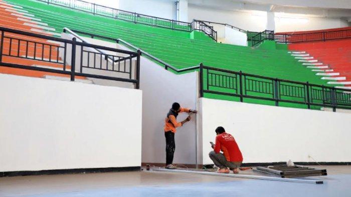 Tambah RS Darurat Covid-19, Pemkot Surabaya Sulap GOR Indoor Gelora Bung Tomo dan Lapangan Kalibokor