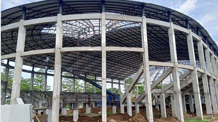 Pemkab Malang Target Pembangunan GOR Stadion Kanjuruhan Rampung pada September 2020