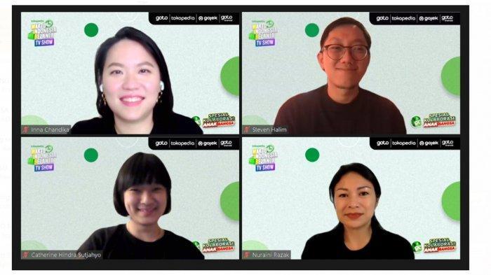 Gojek dan Tokopedia Pertama Kalinya Luncurkan WIB Spesial Kolaborasi Anak Bangsa di Bawah Grup GoTo