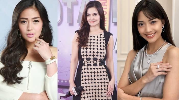 5 Pesona Cut Tari Saingi Kecantikan Ririn Dwi Ariyanti & Gracia Indri, Umur 42 Tetap Modis & Cantik