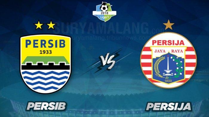 2 Persamaan Persija Jakarta dan Persib Bandung di Liga 1 2020