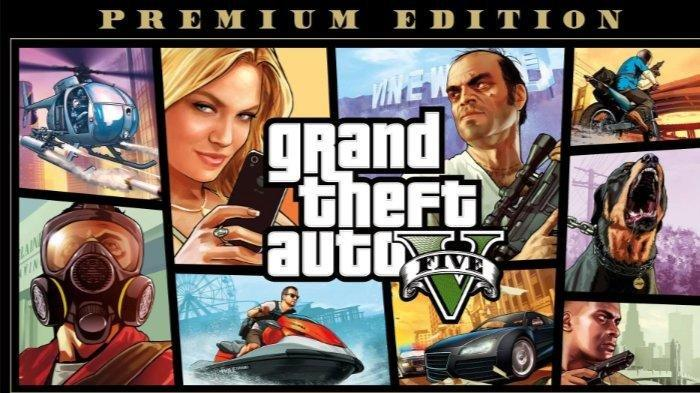 LINK Download Gratis Game GTA V di Epic Games Store hingga 21 Mei 2020 Pukul 22.00 WIB