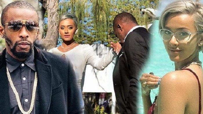 Resmi Dinikahi Greg Nwokolo, Begini Perasaan yang Menyelimuti Kimmy Jayanti