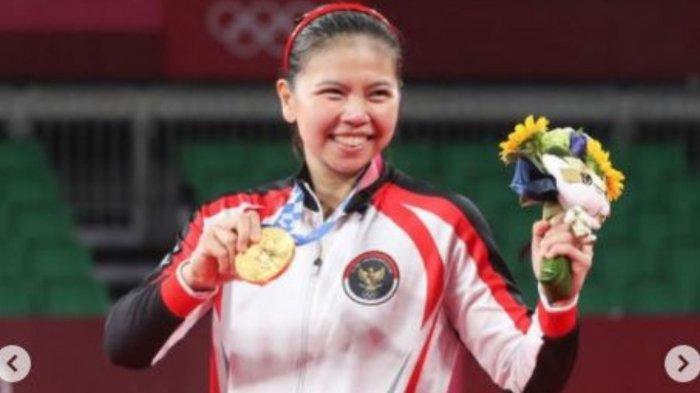 Rencana Greysia Polli Usai Raih Emas Olimpiade Tokyo Bocor, Diisukan Pensiun dan Siap Jadi Pengusaha