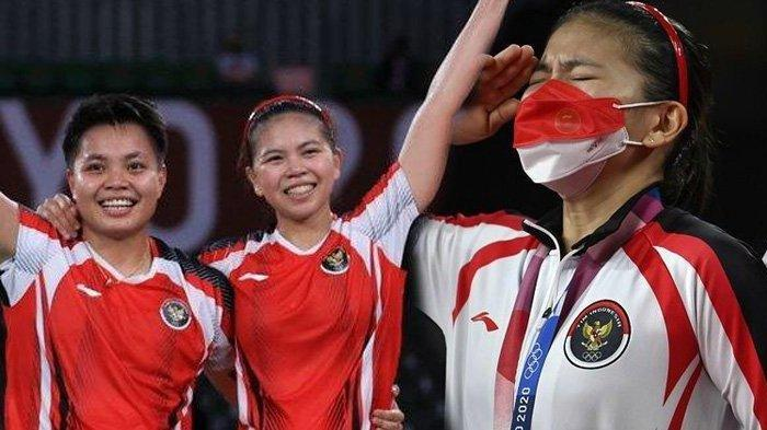 Kisah Greysia Polii Nyaris Pensiun dari Badminton dan Bertemu Apriyani Rahayu, Kini Raih Medali Emas