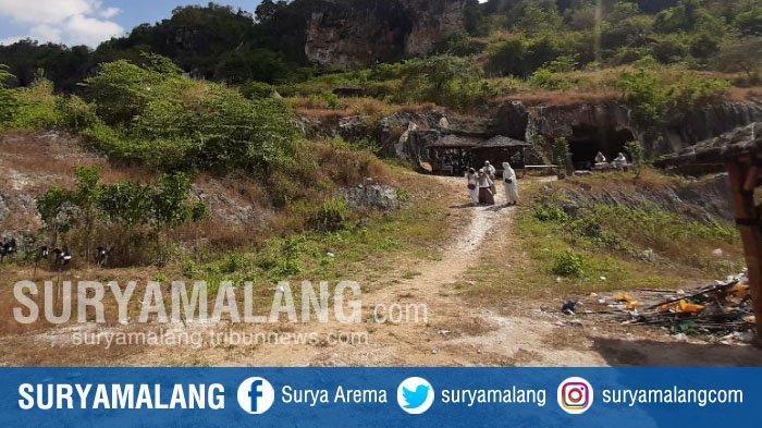 Prasasti dan Gua Butulan, Kisah Pejabat Kerajaan Majapahit Mengasingkan Diri di Pegunungan Gresik