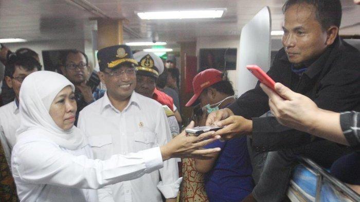 Kemenhub Dan Kemenkes Janjikan Kapal Rumah Sakit Untuk Jawa Timur Diserahkan Usai Lebaran