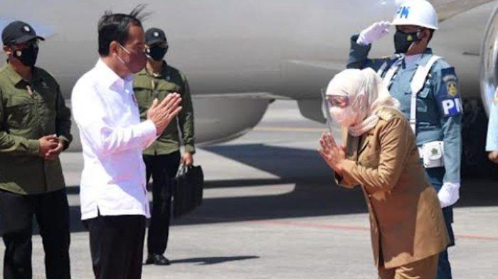 Rayakan HUT Jatim Ke-76, Gubernur Khofifah Optimistis Ekonomi Jatim Segera Bangkit