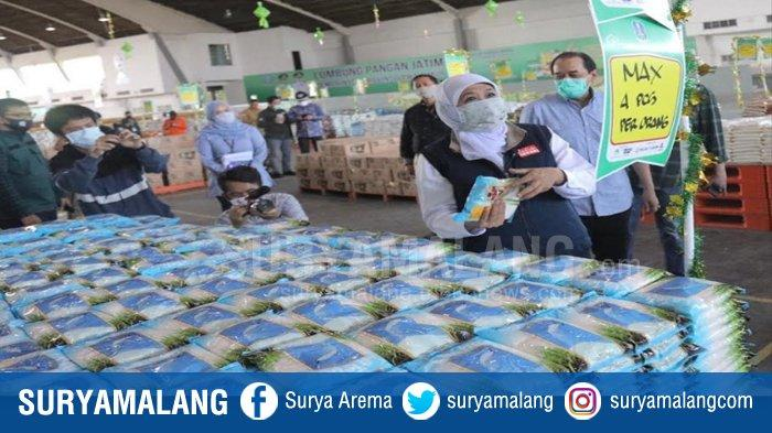Program Lumbung Pangan Jatim Layani Free Ongkir ke 33 Daerah, Warga Banyuwangi Kini Bisa Belanja