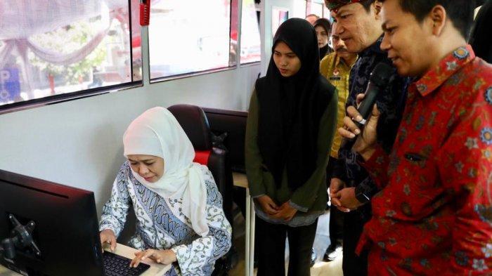 Bus KPK Jelajahi Jawa Timur, Sapa Siswa PAUD hingga SMA untuk Sebarkan Gerakan Anti Korupsi