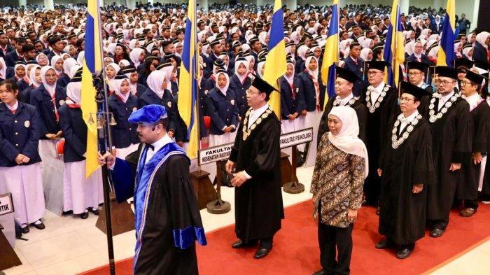 Gubernur Jatim Titipkan Putranya, Ali Mannagalli, di Unair Surabaya, Begini Permintaannya
