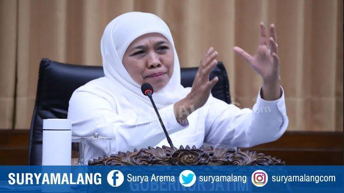 Gubernur Jatim Khofifah Minta Ada Pendampingan Bagi Korban dan Pelaku Kasus Kekerasan di SMPN Malang
