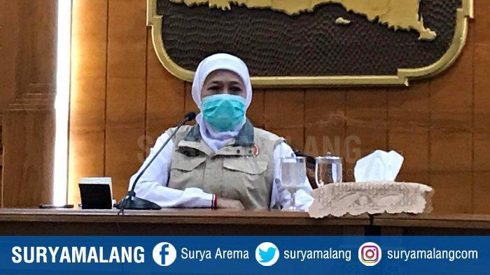 Khofifah akan Gelar Istighosah Kubro Online di Malam Nisfu Syaban 8 April 2020, Dipimpin 19 Kiai NU