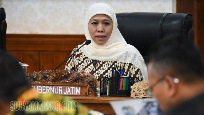 Ini Harapan Gubernur Jawa Timur, Khofifah Indar Parawansa bagi Warganya di Momen Idul Fitri 1440H