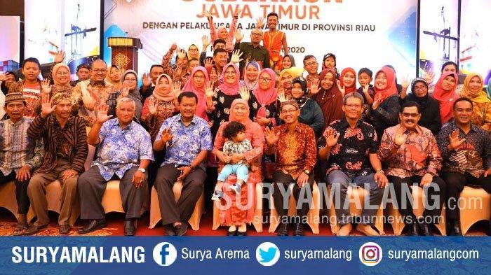 Gubernur Khofifah Kirim Guru Tari dan Karawitan ke Riau untuk Lestarikan Seni Budaya Jatim