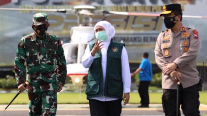 Realisasi Pendapatan Daerah Jatim Naik di Masa Pandemi, Gubernur Khofifah: Tercapai 58,3 Persen