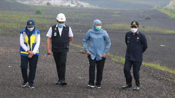 Sistem Sanitary Landfill di TPA Supiturang Kota Malang Olah Sampah Jadi Biogas