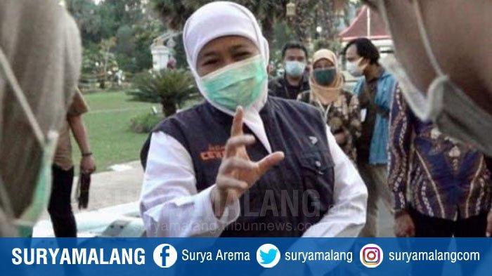 Pasien Covid-19 di Malang Raya Naik, Gubernur Khofifah Siapkan RS Darurat Duplikasi Indrapura