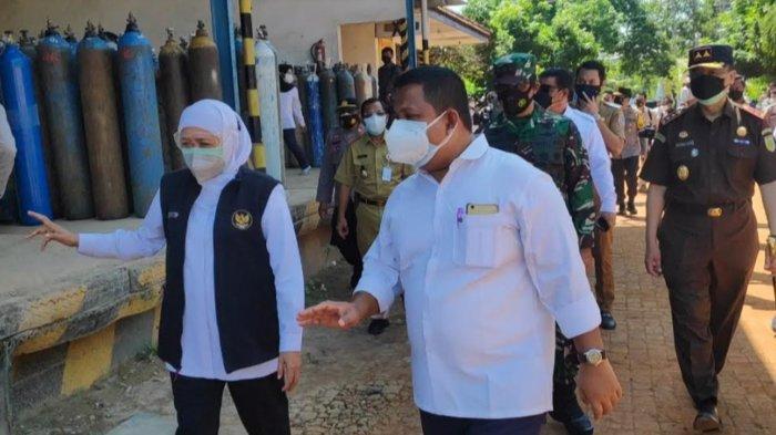 Khofifah Akan Keluarkan SK Gubernur Soal Aturan Teknis PPKM Level 3-4