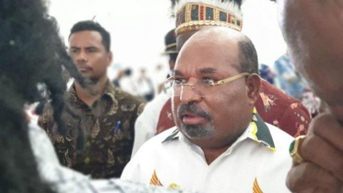 Jejak Gubernur Papua Lukas Enembe Masuk Papua Nugini Secara Ilegal, Politisi Demokrat Dukung Jokowi