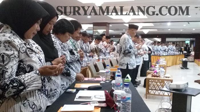 Hingga Sekarang, Kabupaten Blitar Masih Kekurangan 2.207 Guru SD