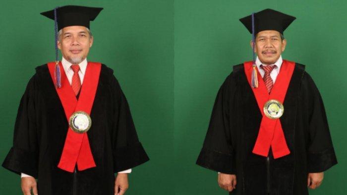 UM Kukuhkan 2 Guru Besar Baru di Bidang Teknologi Tepat Guna dan Material Manufaktur