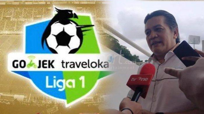 Gusti Randa Lemparkan Wacana Liga 1 2019 Tanpa PT LIB, Anggota Exco PSSI Itu Langsung Dibantah