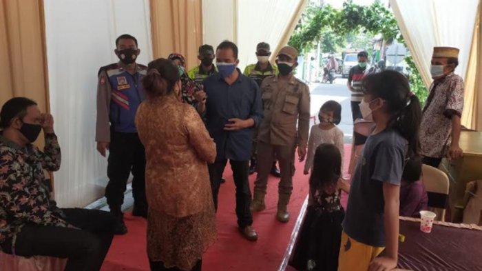 Satgas Covid-19 Bubarkan Hajatan Pernikahan di Taman Sidoarjo, Warga Menurut