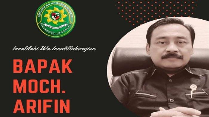 Hakim PN Surabaya Dan Istri Meninggal Dunia Diduga Akibat Covid-19, Baru Bertugas 3 Bulan