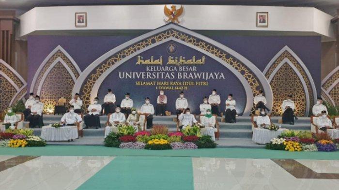 Halal Bihalal Idul Fitri 1442 H UB Digelar secara Daring, Begini Kata Rektor Prof Nuhfil Hanani