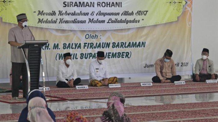 Unej Luncurkan Halal Center Universitas Jember, Ini Tujuannya
