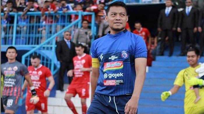 Hamka Hamza Tak Bisa Lupakan Pertandingan Arema FC Vs Persebaya di Malang