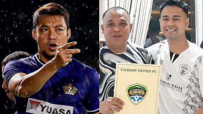 Mimpi Hamka Hamzah Terwujud Lewat Raffi Ahmad, Mantan Kapten Arema FC Didapuk Jadi Pelatih SSB