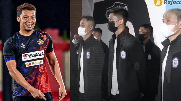 Daftar 30 Pemain RANS Cilegon FC Milik Raffi Ahmad, Ini Posisi Hamka Hamzah Eks Kapten Arema FC